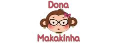 Dona Makakinha - Brinco Pedras e Strass