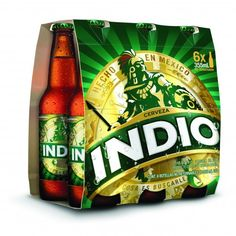 Indio's new logo inspired by the traditional Aztec calendar