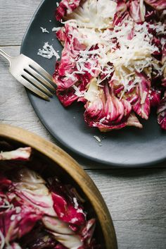 Toro Bravo's Radicchio Salad — Pixels + Crumbs