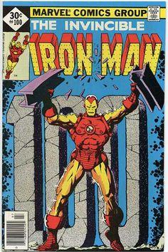 Iron Man 100 - Jim Starlin