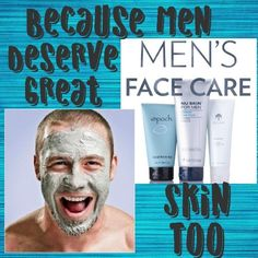 Men deserve great skin too Beauty Box, Hair Beauty, Whitening Fluoride Toothpaste, Nu Skin, Skin Care, Photo And Video, Face, Instagram, Health