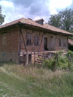 property, house in PISAREVO, SHUMEN, Bulgaria - Two houses, two sites 1250 square meters, 70 km. Varna
