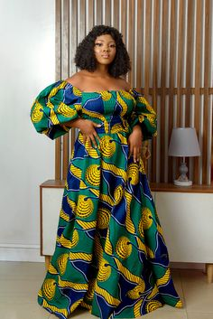 African Maxi Dresses, African Clothes, Latest African Fashion Dresses, African Wear Styles For Men, African Traditional Wedding, Awesome Tattoos, Summer Parties, Dress Styles, Maxis