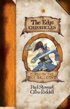 || Clash of the Sky Galleons - Paul Stewart & Chris Riddell