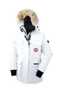 2ec1befbf3f EXPEDITION PARKA- Originally developed for scientists working in research  facilities at McMurdo station in Antarctica
