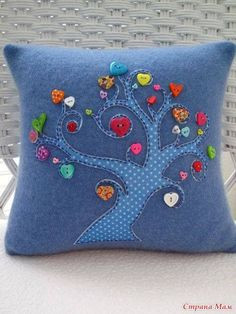 beautiful pillow  ~  (photo only)