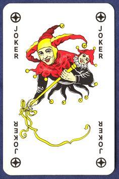 Kartenspiel Spielkarte Joker