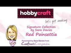 How to Make a Grande Snowflake Card | Hobbycraft - YouTube
