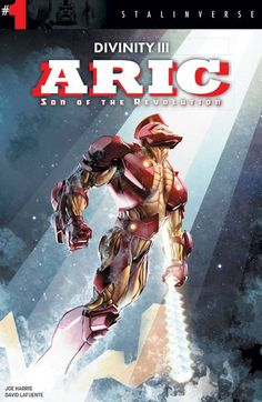 DEAL OF THE DAY Divinity III Aric #1 (Cover A - Crain) - $3.59 Retail Price: $3.99 You Save: $0.40 Out of Divinity III: Stalinverse, Valiant's leading legend -- the unstoppable X-O Manowar -- becomes the supreme fighting force of the CCCP in the next essential special ripped from the pages of the the winter's visionary comics events! For more Valiant Universe comics and graphic novels visit our Indie Comics World Today!! TO BUY CLICK ON LINK BELOW…