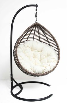 Introducing Our Fabulous New Gumnut Egg Chair... Inspired By, Well, An