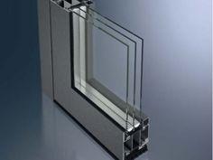Architectura - Janisol HI voor stalen ramen, deuren en hef-schuifdeuren / ODS