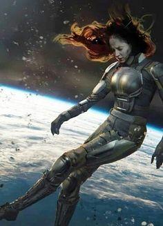 Jean Grey Phoenix, Dark Phoenix, Thor's Daughter, Cherik, Marvel Girls, Xmen, New Beginnings, Marvel Comics, Spiderman