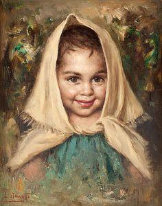 Title Unknown -- Luigi Amato (1898 – 1961, Italian)