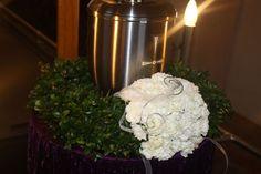 Die 15 besten Bilder von Urnenkranz  Beerdigung blumen