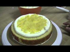 ▶ How To Dam & Crumb Coat Cakes: The Krazy Kool Cakes Way.