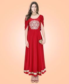 #hey @a1designerwear . Item code: ADF79388 . Buy Gorgeous Red Readymade #gown #onlineshopping with #worldwideshipping at  https://www.a1designerwear.com/gorgeous-red-readymade-gown   . #a1designerwear #a1designerwear . #instashop #worldwide #thankyou