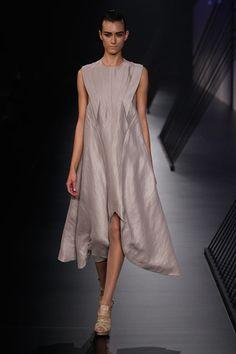 Jacqueline Tyrell at L'Oréal Melbourne Fashion Festival 2010 Student Showcase