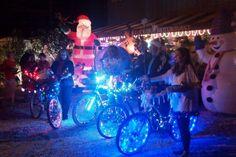 Tybee Holiday Bike Parade