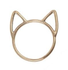 adorable cat ring!!