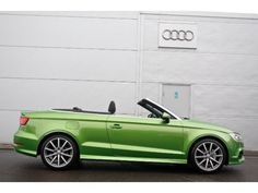 Browse through our wide range of used cars for sale from our dealerships in the North West. Our sites stretch from Carlisle to Birmingham and offer used cars from brands such as Audi, Volkswagen, Jaguar, SEAT and more. Dream Auto, Dream Cars, Audi A3 Cabriolet, Fiat 500c, Range Rover Evoque, Car Stuff, Used Cars, Cars For Sale, Convertible