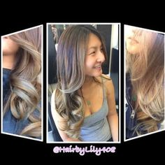 Ombré balayage second session! - Yelp