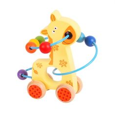 Bigjigs push along toy http://www.heybabyshop.co.uk/category-s/1891.htm