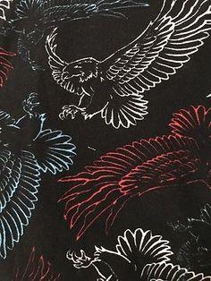 5df8ba4fe1ef30 NWT LuLaRoe Americana leggings, One size, Eagles, Black background, OS