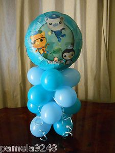 Octonauts Balloon