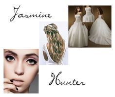 """Jasmine Wedding"" by weirdo-juan-oh-juan on Polyvore"