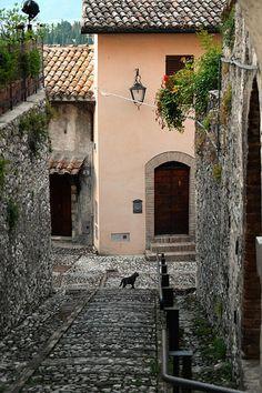 Spoleto , Italy