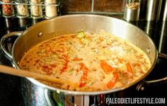 Seafood Gumbo - Paleo Diet Lifestyle | Paleo diet Recipes & Tips