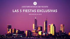 5 fiestas exclusivas Nochevieja Valencia 2015 - eligetunochevieja