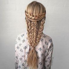 grafika hair, girl, and hairstyle