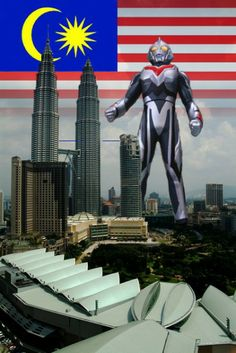 Ultraman Comic Book Banned in Malaysia for Using the Word 'Allah'