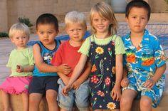 Around the World for preschool