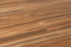 BuildDirect – Porcelain Tile - Saturn Wood Plank Series - Made in Spain – Acacia - Angle View
