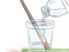 Image titled Save Money on Oil Paint Supplies Step 8