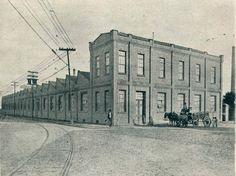 Foto de 1922: Instalada no início do século 20 na Mooca, a extinta Casa Vanorden, localizada na rua Borges de Figueiredo, foi uma das mais importantes tipografias de São Paulo