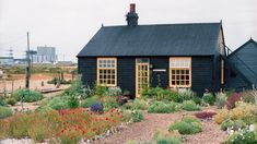 UK charity Art Fund has released photos of filmmaker Derek Jarman's Prospect Cottage in Dungeness, England, as part of its fundraising campaign to prevent the renowned house and garden from being sold. Dungeness Beach, Kent Coast, British Architecture, Art Fund, Residency Programs, Open Market, Agave Plant, Tate Britain, Garden Studio