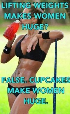 """Ladies, find out the truth about """"toning"""" at the Link on the next page. Just click the image..."""