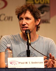 Paul W. S. Anderson. Would not be on most best director lists, but he makes mine for his indulgence in science fiction. Soldier, Mortal Kombat, Event Horizon, Resident Evil (let's forget about Alien vs Predator)