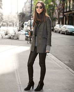 A simple guide to leggings. What to wear and not to wear. Check it out!
