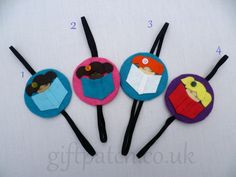 Bookmarks £3 each www.giftpatch.co.uk