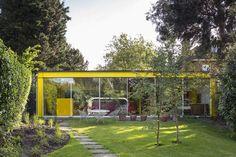 Casa desenhada pelos arquitetos Richard e Su Rogers está à venda. Não custa sonhar né?
