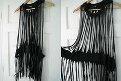 Fashion For > Creative T Shirt Cutting