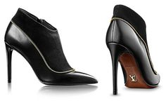 Louis Vuitton Zooms On The Zip For Women's FW2014 Shoes