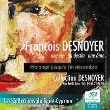 Collection François Desnoyer - Saint-Cyprien village