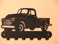 Truck Stencil - Large