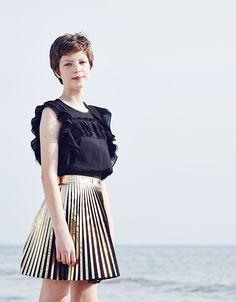 AmazonSmile: Monsoon Big Girls' Fairen Skirt: Clothing
