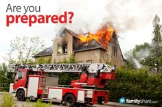 FamilyShare.com l How to create an #emergency #family meeting place #emergency preparedness
